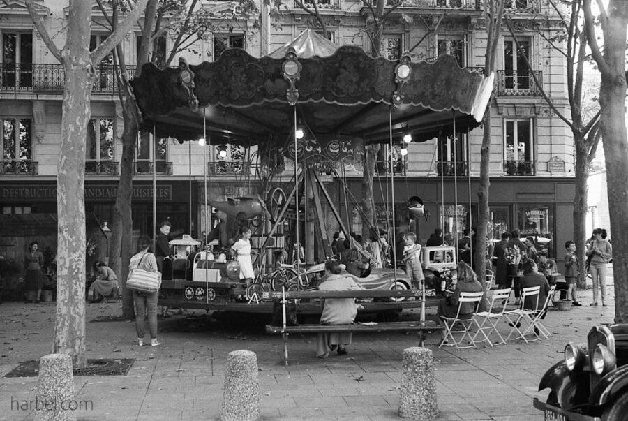 Harbel Photography, The Many - Classic carousel. A classic carousel. Vera Fotografia