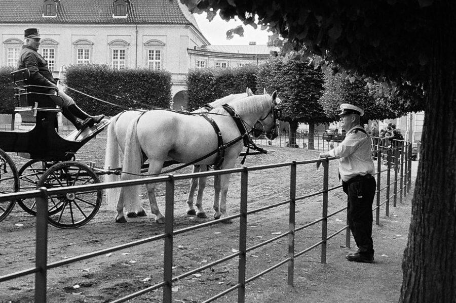 Harbel Photography, The Twos - Coachman policeman. Coachman and policeman