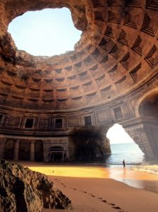 Forgotten Temple of Lysistrata, Greece copy