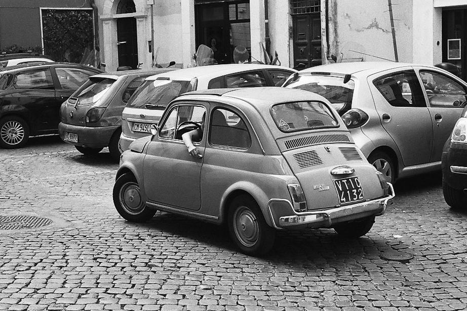 Harbel Photography, The Ones - The Great Escape. Cinquecento - The Great Escape. Vera Fotografia
