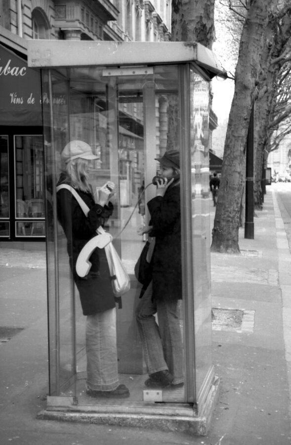 Harbel Photography, The Twos - The last landline. The Last Land Line. Vera Fotografia