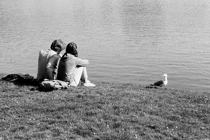 Harbel Photography, The Birds - Young Lovers. Young Lovers. Vera Fotografia
