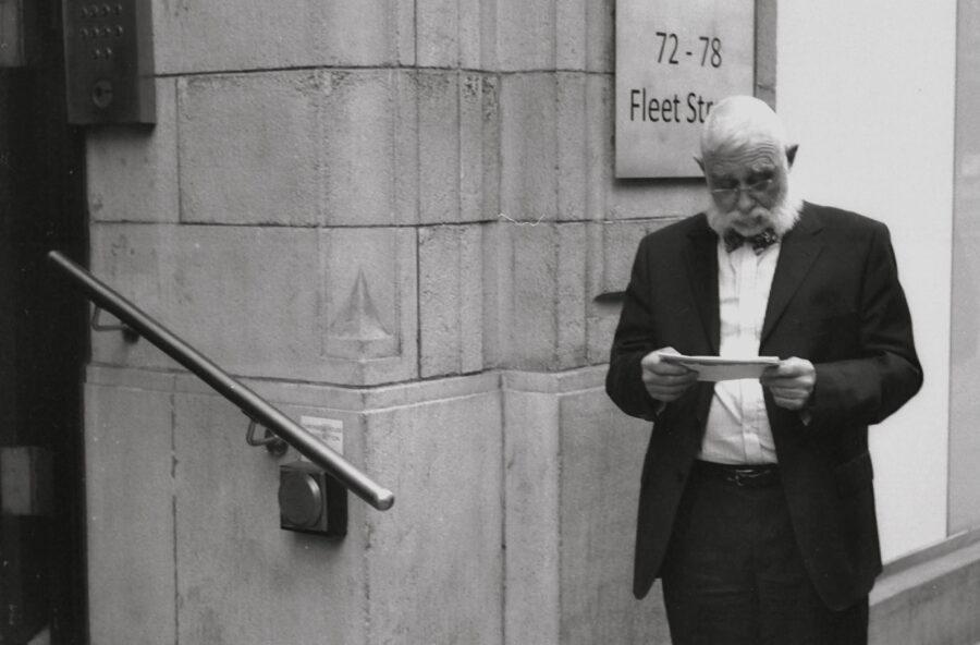 Harbel Photography, The Ones - fleet street. Mutton chops on Fleet Street. Vera Fotografia